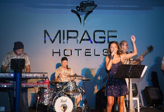 Mirage World Hotel 4* - снимка - 18