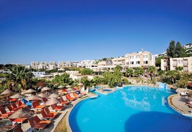 Самолетна почивка в Турция! 7 нощувки на човек на база All inclusive в Phoenix Sun Hotel (Ex. Palm Garden Hotel) 4*, Бодрум, Егейска Турция с двупосочен чартърен полет от София - Снимка