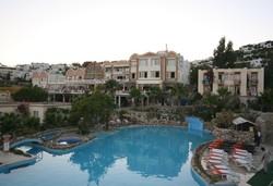 Самолетна почивка в Турция! 7 нощувки на човек на база All inclusive в Palm Garden Hotel 4*, Бодрум, Егейска Турция с двупосочен чартърен полет от София - Снимка