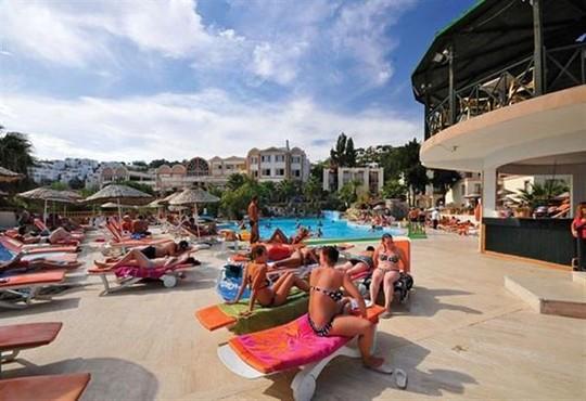 Phoenix Sun Hotel (Ex. Palm Garden Hotel) 4* - снимка - 8