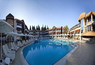 Самолетна почивка в Турция! 7 нощувки на човек на база All inclusive в Risa Hotel 4*, Бодрум, Егейска Турция с двупосочен чартърен полет от София - Снимка