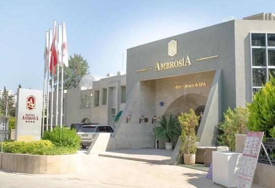 Ambrosia Hotel 4* - снимка - 3