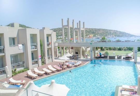 Ambrosia Hotel 4* - снимка - 27