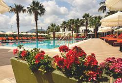 Самолетна почивка в Турция! 7 нощувки на човек на база All inclusive в Anadolu Hotel 4*, Бодрум, Егейска Турция с двупосочен чартърен полет от София - Снимка