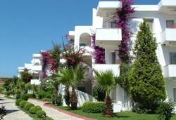 Самолетна почивка в Турция! 7 нощувки на човек на база All inclusive в Bendis Beach Hotel 4*, Бодрум, Егейска Турция с двупосочен чартърен полет от София - Снимка