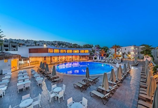 Bendis Beach Hotel 4* - снимка - 15