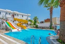 Самолетна почивка в Турция! 7 нощувки на човек на база All inclusive в Bendis Beach Hotel 4*, Кемер, Турска ривиера с двупосочен чартърен полет от София - Снимка