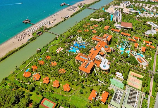 Gloria Golf Resort 5* - снимка - 10