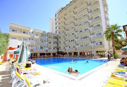 Z Hotels Side Town Hotel 4* - снимка - 8