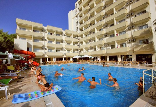 Z Hotels Side Town Hotel 4* - снимка - 11