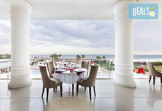 Throne Seagate Belek Hotel 5* - снимка - 23