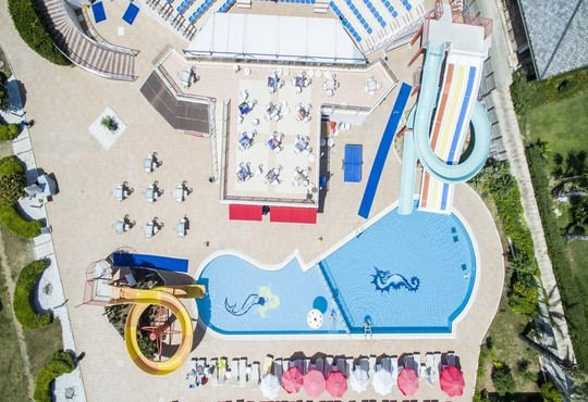 Throne Seagate Belek Hotel 5* - снимка - 55