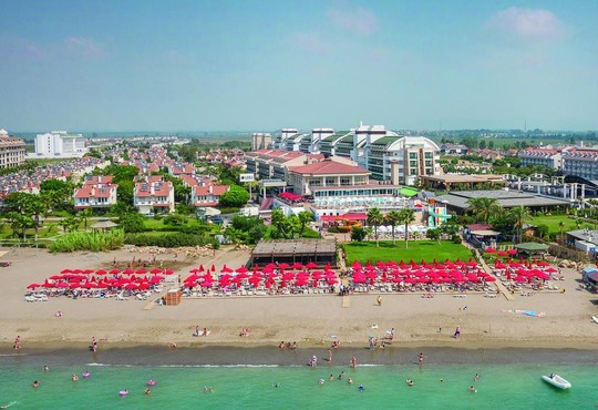 Throne Seagate Belek Hotel 5* - снимка - 39