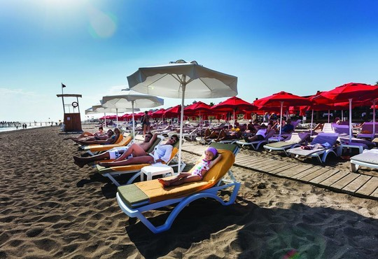 Throne Seagate Belek Hotel 5* - снимка - 59