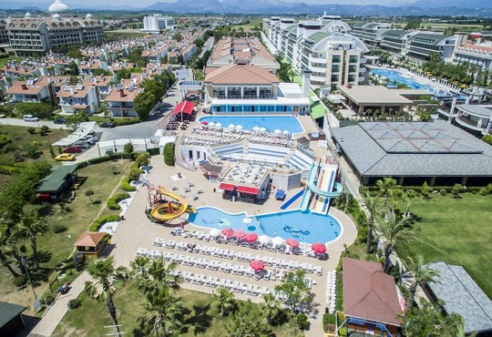Throne Seagate Belek Hotel 5* - снимка - 41