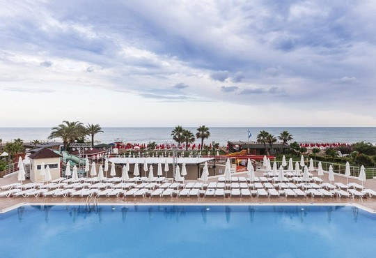 Throne Seagate Belek Hotel 5* - снимка - 45