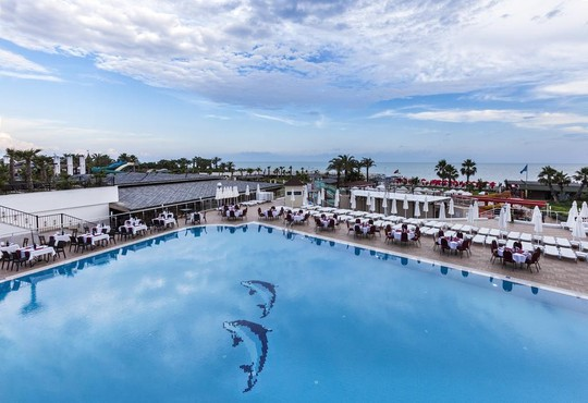 Throne Seagate Belek Hotel 5* - снимка - 47