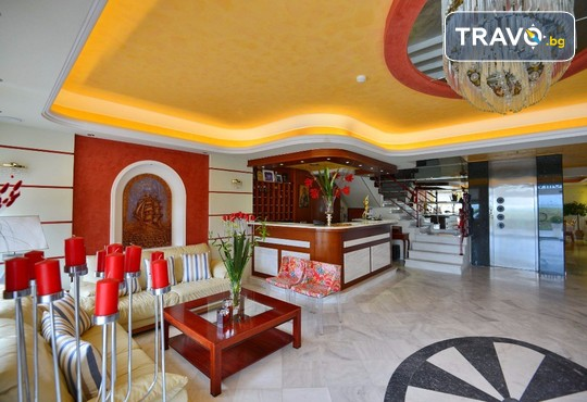 Evilion and Stilvi Hotels 4* - снимка - 24