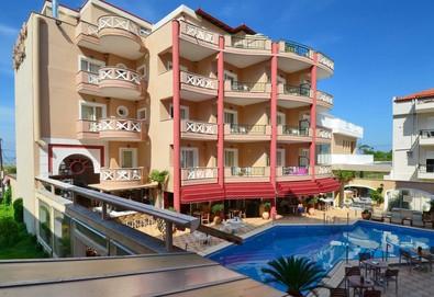 Нощувка на база Закуска и вечеря в Evilion and Stilvi Hotels 4*, Неи Пори, Олимпийска ривиера - Снимка