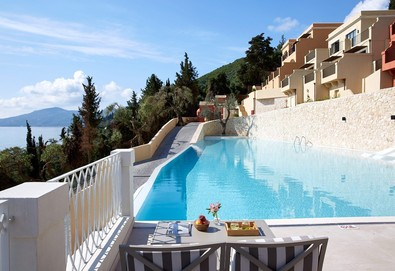 Нощувка на база Закуска,Закуска и вечеря в Marbella Nido Suite Hotel & Villas 5*, Агиос Йоанис Перистерон, о. Корфу - Снимка