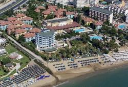 Самолетна почивка в Турция! 7 нощувки на човек на база All inclusive в Armas Green Fugla Beach 4*, Анталия, Турска ривиера с двупосочен чартърен полет от София - Снимка