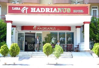 Самолетна почивка в Турция! 7 нощувки на човек на база All inclusive в Lara Hadrianus Hotel 3*, Лара, Турска ривиера с двупосочен чартърен полет от София - Снимка
