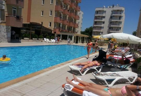 Lara Hadrianus Hotel 3* - снимка - 4