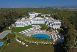 Самолетна почивка в Турция! 7 нощувки на човек на база All inclusive в Maritim Hotel Saray Regency 5*, Сиде, Турска ривиера с двупосочен чартърен полет от София - Снимка