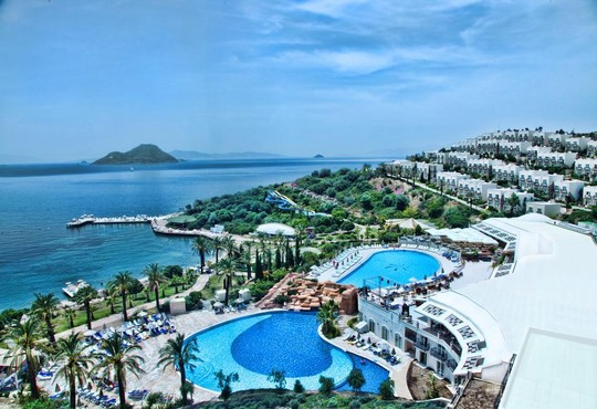 Yasmin Bodrum Resort 5* - снимка - 1