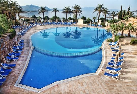 Yasmin Bodrum Resort 5* - снимка - 2