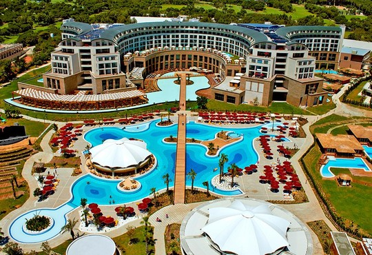 Kaya Palazzo Golf Resort 5* - снимка - 9