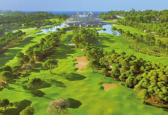 Sueno Hotels Golf Belek 5* - снимка - 3