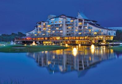 Самолетна почивка в Турция! 4 нощувки на човек на база Ultra all inclusive в Sueno Hotels Golf Belek 5*, Белек, Турска ривиера с двупосочен чартърен полет от София - Снимка