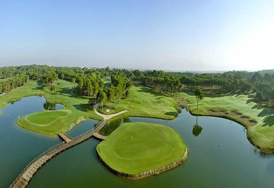 Sueno Hotels Golf Belek 5* - снимка - 16
