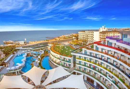 Long Beach Harmony Hotel 5* - снимка - 11