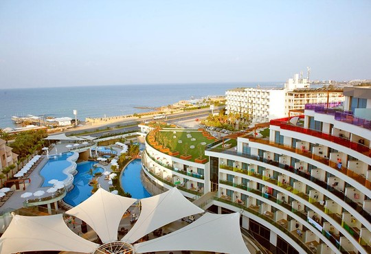 Long Beach Harmony Hotel 5* - снимка - 12