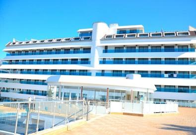 Самолетна почивка в Турция! 7 нощувки на човек на база Ultra all inclusive в Drita Hotel Resort & Spa 5*, Анталия, Турска ривиера с двупосочен чартърен полет от София - Снимка