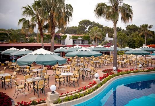 Club Boran Mare Beach 5* - снимка - 11