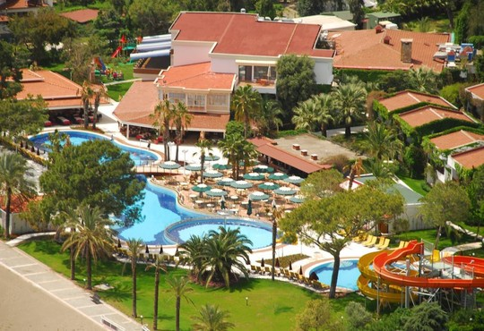 Club Boran Mare Beach 5* - снимка - 14