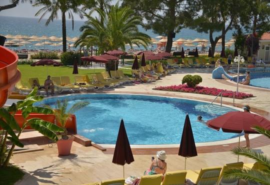 Club Boran Mare Beach 5* - снимка - 15
