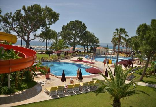 Club Boran Mare Beach 5* - снимка - 16