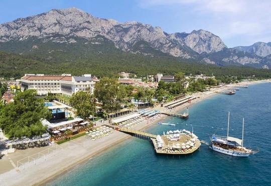 Doubletree By Hilton Antalya-kemer 5* - снимка - 1