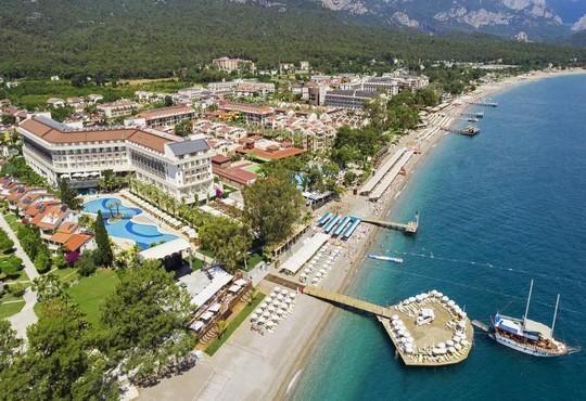 Doubletree By Hilton Antalya-kemer 5* - снимка - 2