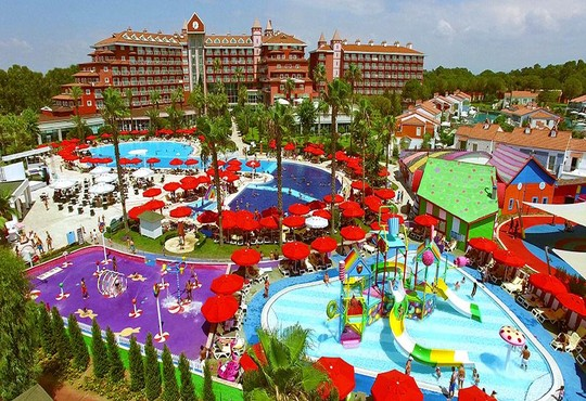 Ic Santai Family Resort 5* - снимка - 10