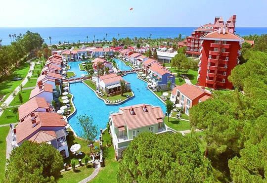 Ic Santai Family Resort 5* - снимка - 11