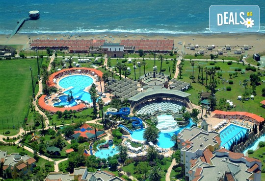 Limak Arcadia Golf & Sport Resort 5* - снимка - 2