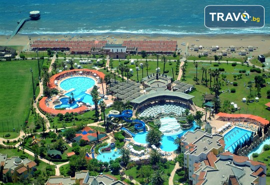 Limak Arcadia Golf & Sport Resort 5* - снимка - 2