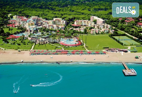 Limak Arcadia Golf & Sport Resort 5* - снимка - 1