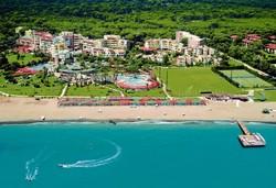 Самолетна почивка в Турция! 7 нощувки на човек на база Ultra all inclusive в Limak Arcadia Golf & Sport Resort 5*, Белек, Турска ривиера с двупосочен чартърен полет от София - Снимка