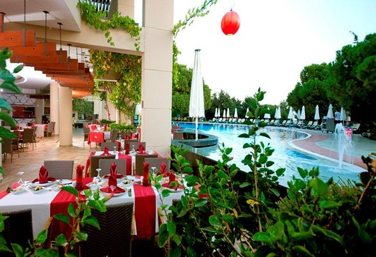 Limak Atlantis De Luxe Hotel & Resort 5* - снимка - 17